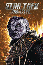 Image: Star Trek: Discovery - Light of Kahless SC  - IDW Publishing