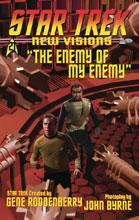 Image: Star Trek: New Visions - Enemy of My Enemy  - IDW Publishing