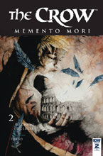 Image: Crow: Memento Mori #2 (incentive cover - Daniele Serra) (10-copy) - IDW Publishing