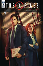 Image: X-Files Case Files: Florida Man #1 (cover A - Nodet) - IDW Publishing