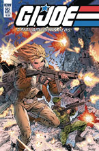Image: G.I. Joe: A Real American Hero #251 (cover B - Royle) - IDW Publishing