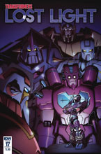 Image: Transformers: Lost Light #17 (cover A - Lawrence) - IDW Publishing