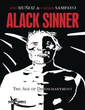 Image: Alack Sinner Vol. 02: The Age of Disenchantment SC  - IDW Publishing