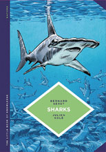Image: Little Book of Knowledge Sharks HC  - IDW Publishing