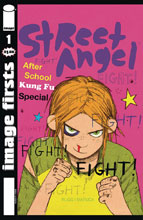 Image: Image Firsts: Street Angel #1 - Image Comics