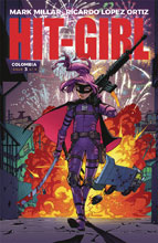 Image: Hit-Girl #3 (cover A - Reeder) - Image Comics