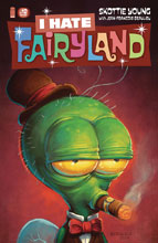 Image: I Hate Fairyland #18 (cover B FCk [Uncensored] Fairyland - Skottie Young) - Image Comics