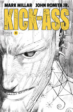 Image: Kick-Ass #3 (cover B - Romita Jr. B&W) - Image Comics