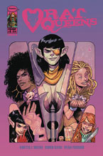 Image: Rat Queens #9 (cover B - Del Duca) - Image Comics