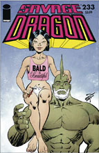 Image: Savage Dragon #233 - Image Comics
