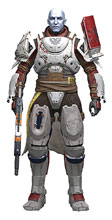 Image: Destiny 2  (7-inch) Scale Action Figure: Zavala Case - Tmp Toys / Mcfarlane's Toys