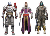 Image: Destiny 2  (7-inch) Scale Action Figure Assortment - Tmp Toys / Mcfarlane's Toys