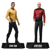 Image: Star Trek Action Figure Assortment  (7-inch) - Tmp Toys / Mcfarlane's Toys