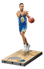 Image: TMP NBA Series 32 Stephen Curry Action Figure Case  - Tmp Toys / Mcfarlane's Toys