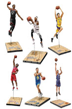 Image: TMP NBA Series 32 Action Figure Assortment  - Tmp Toys / Mcfarlane's Toys