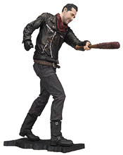 Image: Walking Dead TV Negan Merciless Edition Deluxe Action Figure Case  (10-inch) - Tmp Toys / Mcfarlane's Toys