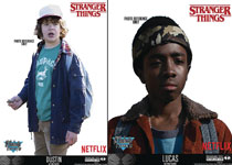 Image: Stranger Things  (7-inch) Ser2 Action Figure Assortment - Tmp Toys / Mcfarlane's Toys