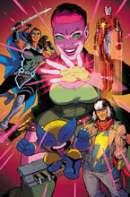 Image: Exiles #1 (variant cover - Rodriguez) - Marvel Comics