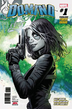 Image: Domino #1 - Marvel Comics