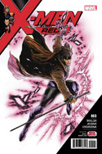 Image: X-Men Red #3 (Legacy) - Marvel Comics