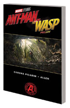 Image: Marvel's Ant-Man and Wasp Prelude SC  - Marvel Comics