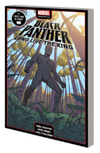Image: Black Panther: Long Live the King MPGN SC  - Marvel Comics