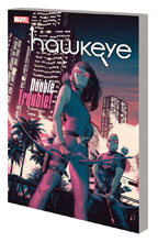 Image: Hawkeye: Kate Bishop Vol. 03 - Family Reunion SC  - Marvel Comics
