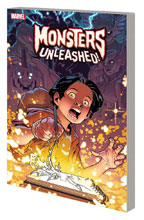 Image: Monsters Unleashed Vol. 02: Learning Curve SC  - Marvel Comics