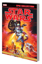 Image: Star Wars Legends Epic Collection: Empire Vol. 04 SC  - Marvel Comics