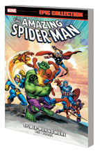 Image: Amazing Spider-Man Epic Collection Vol. 03: Spider-Man No More SC  - Marvel Comics
