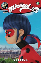 Image: Miraculous #24 (cover B - Volpina) - Action Lab Entertainment
