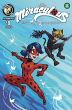 Image: Miraculous Adventures: Ladybug Cat Noir #8 - Action Lab Entertainment