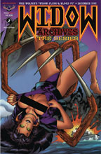 Image: Widow Archives: The Series #2 (variant Nude cover - Mike Wolfer) - American Mythology Productions