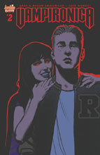 Image: Vampironica #2 (cover A - Greg Smallwood) - Archie Comic Publications