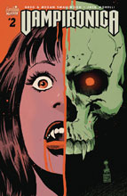 Image: Vampironica #2 (cover B - Francavilla) - Archie Comic Publications