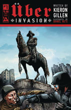 Image: Uber: Invasion #1 (variant Fall of Boston cover - Daniel Gete) - Avatar Press Inc