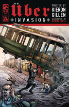 Image: Uber: Invasion #2 (variant Homage cover - Daniel Gete) - Avatar Press Inc