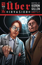 Image: Uber: Invasion #4 (variant Activation edition cover - Daniel Gete) - Avatar Press Inc