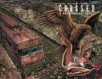 Image: Crossed Plus 100 Mimic #2 (variant History X wraparound cover - Raulo Caceres) - Avatar Press Inc