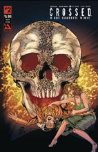 Image: Crossed Plus 100 Mimic #2 (variant Hellish Homage cover - Renato Camilo) - Avatar Press Inc