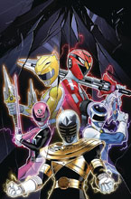 Image: Mighty Morphin Power Rangers 2018 Annual #1 - Boom! Studios