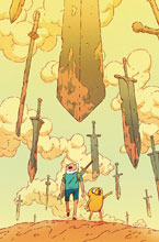 Image: Adventure Time #75 (subscription cover - Bak) - Boom! Studios