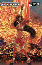 Image: Lookers Ember #9 (variant cover - Red Hot) - Boundless Comics