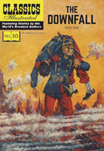 Image: Classic Illustrated: Downfall SC  - Classics Illustrated