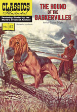 Image: Classic Illustrated: Hound of Baskervilles SC  - Classics Illustrated