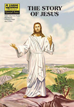 Image: Classic Illustrated: Story of Jesus SC  - Classics Illustrated