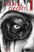 Image: Jeepers Creepers #1 (cover E incentive - Baal B&W) (20-copy) - Dynamite