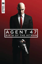Image: Agent 47: Birth of Hitman #6 (cover B - Gameplay) - Dynamite