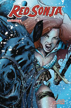 Image: Red Sonja #16 (cover A - McKone) - Dynamite
