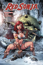 Image: Red Sonja #16 (cover C - Thibert) - Dynamite